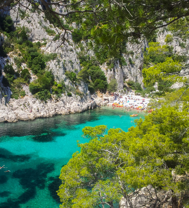 france holiday rentals, calanques