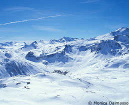 Tignes, best ski resort for beginners, tigne ski resort for first time skiers