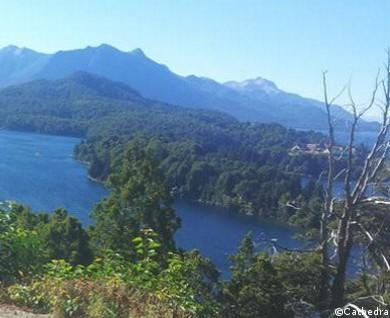Argentine, région des lacs, patagonie, vacances d'été, brailoche