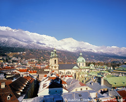 austrian city breaks, cultural cities in austria, holiday rentals in innbruck, skiing holidays in innsbruck