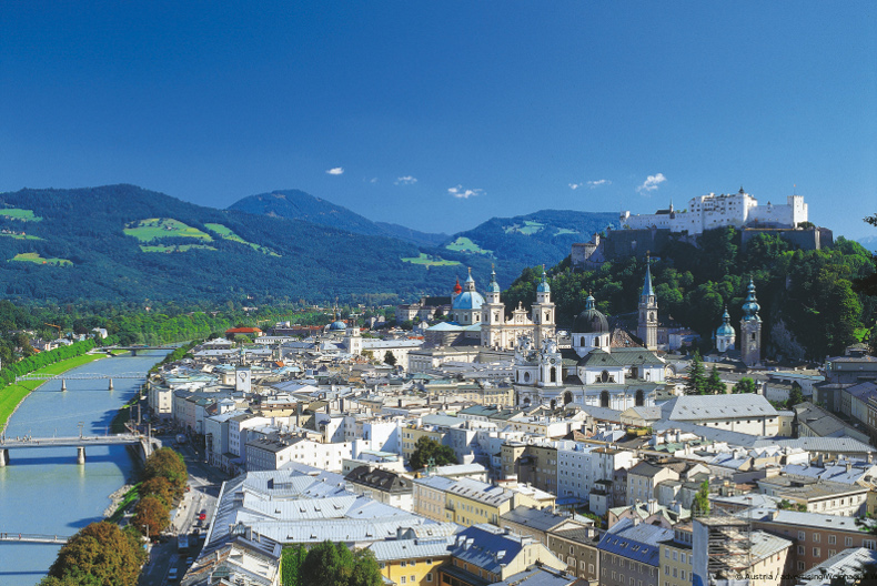 austrian city breaks, holidays in austria's cities, holiday rentals in austria, apartments to rent in salzburg, innsbruck, vienna