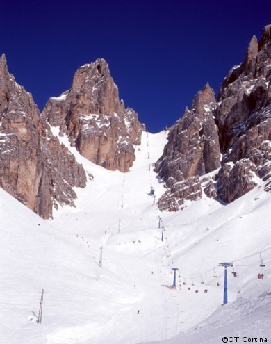 ski holidays in italy, italian resorts