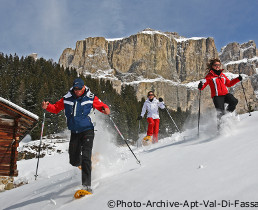 val di fassa self catering ski chalets and apartments