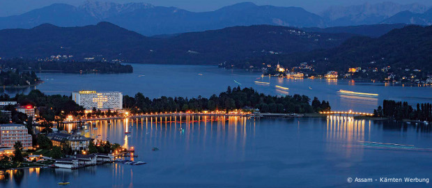 lake worthersee, carinthia chalets for rent
