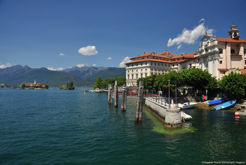 borromeo islands, lake maggiore, italy, villas and apartments to rent