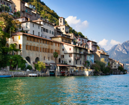 lake lugano, Lakes & Mountains holidays, holiday rentals in lake lugano, villas to rent