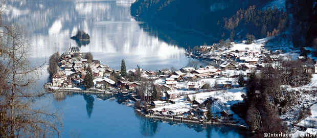 lake brienz chalets for rent
