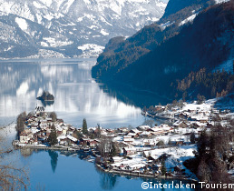 lake lake-brienz apartments to rent, swiss lakes and mountains