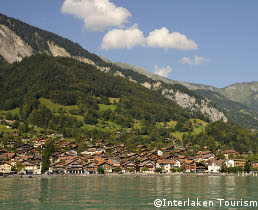 lake brienz accommodation, holiday homes for rent
