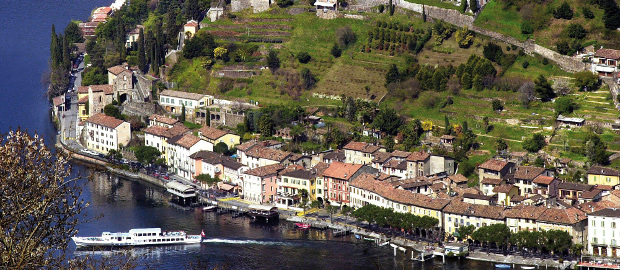 lake lugano villas, chalets for rent