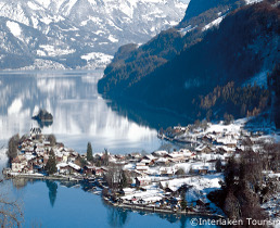 Lakes & Mountains holidays switzerland, lake brienz