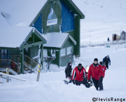 ski holidays in nevis range, fort william, scottish highlands