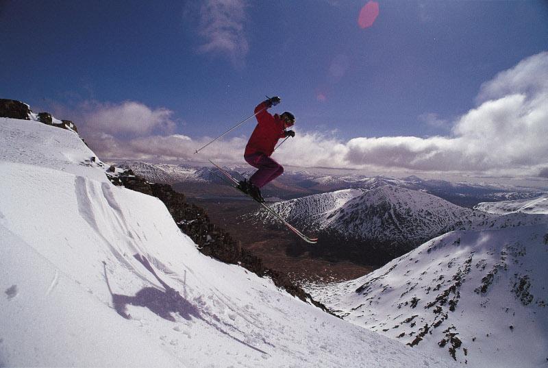 vacances au ski écossais