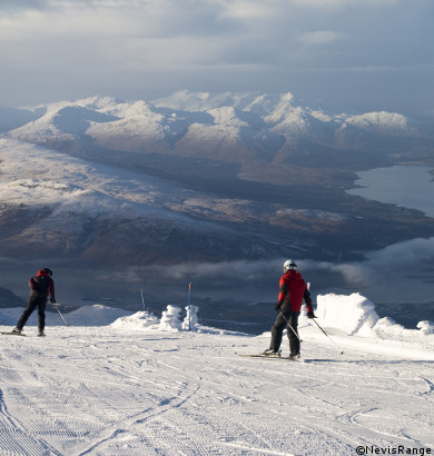 scottish ski holidays