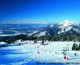 ski holidays in Krvavec, slovenia, julian alps, Krvavec ski resort