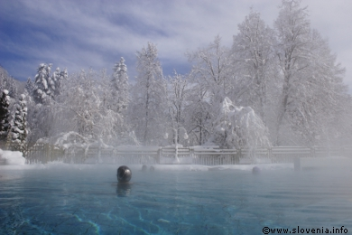 ski slovenia, skiing in slovenia, spa and wellness at lake bled