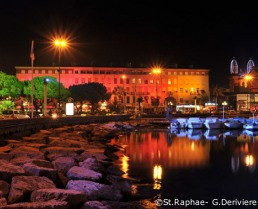 cote-d-azur, saint raphael accommodation