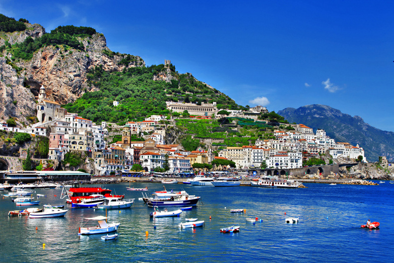 Amalfi Coast Villas Amp Apartments To Rent Holiday Rentals My Chalet Finder