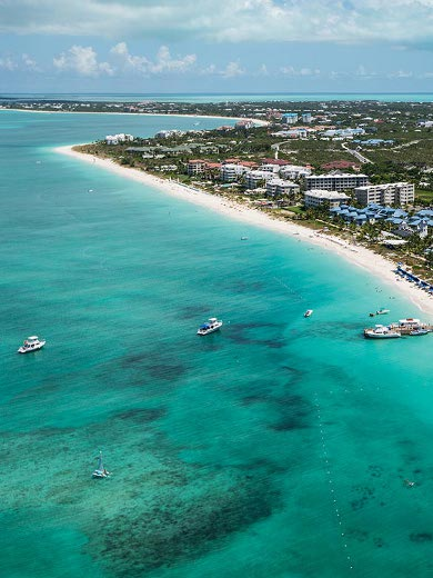 turks and caicos self catering holidays, caribbean