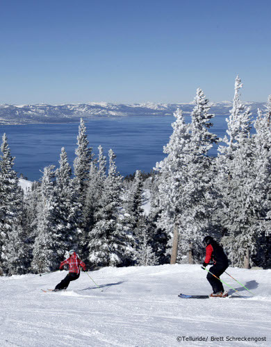 lake tahoe ski resorts, united states