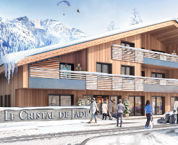 chamonix new property developments