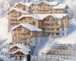 apartments for sale in Champagny - la plagne