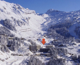 flaine, grand massif new property developments