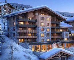 chalets for sale in la rosiere