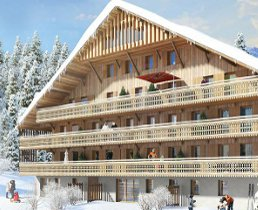 chalets for sale in chatel