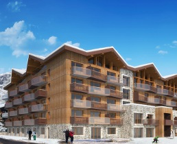 val d'isere, tarentaise valley, new build apartments for sale