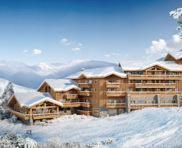 les-carroz chalets and apartments for sale