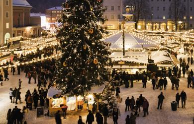 Salzburg Christmas Market.Best Christmas Markets In The Alps 2019 My Chalet Finder
