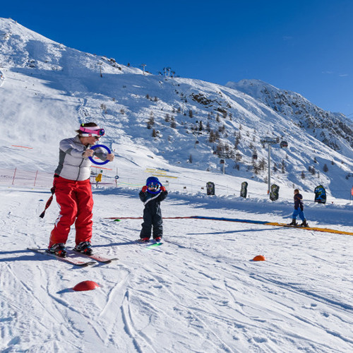tignes for beginner skiers