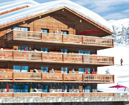 les-carroz-new chalets for sale