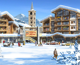 tignes new chalets for sale