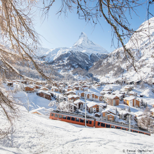 christmas skiing holidays zermatt