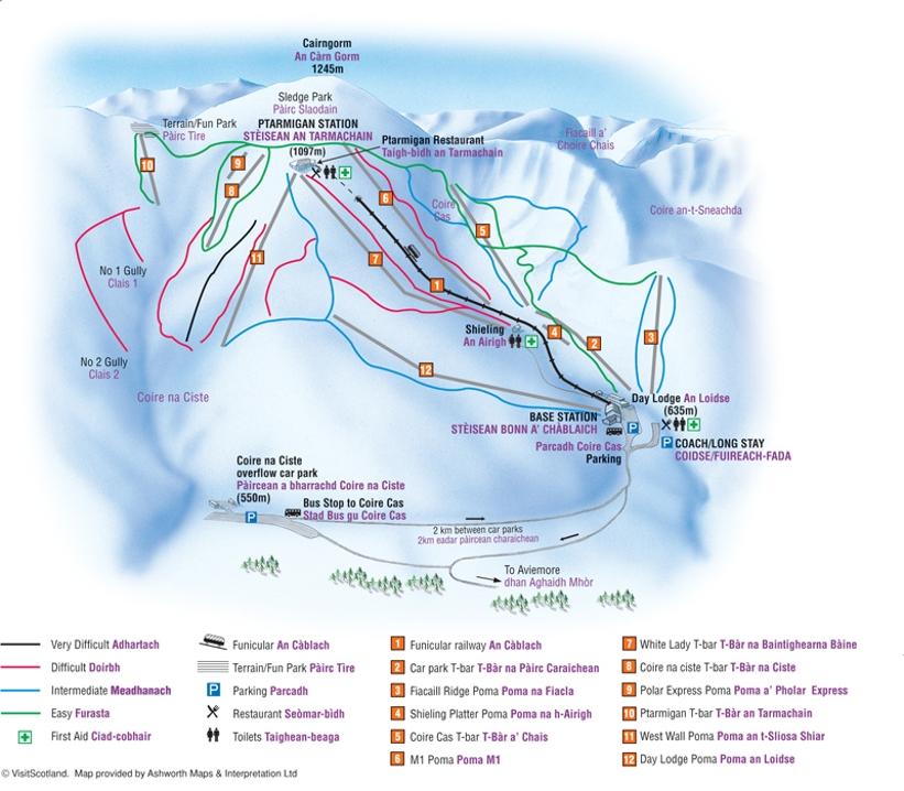 Aviemore Ski Resort Hotels