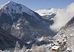 champagny ski resort