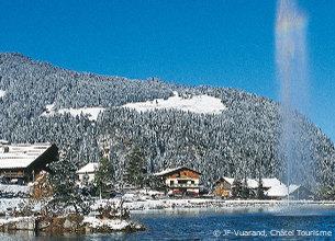 ski holidays in chatel, skiing in chatel