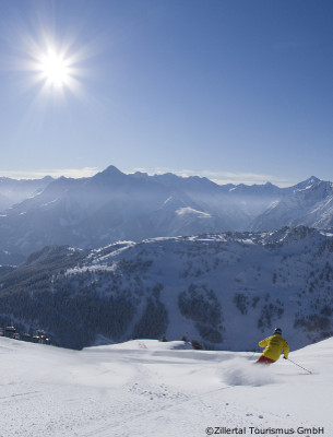ski holidays and skiing in fugen, ziller valley