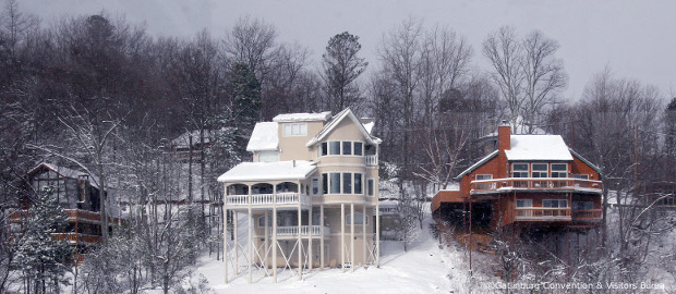 Gatlinburg vacation guide cabin rentals my chalet finder for Tennessee winter cabins