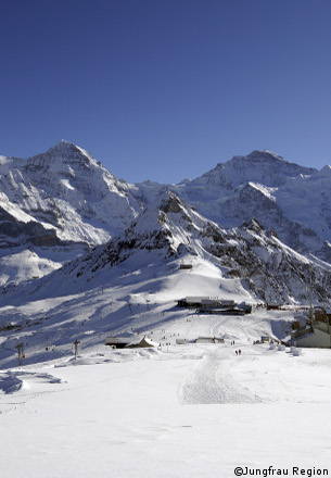 skiing in grindelwald, ski chalets and apartments to rent in grindelwald