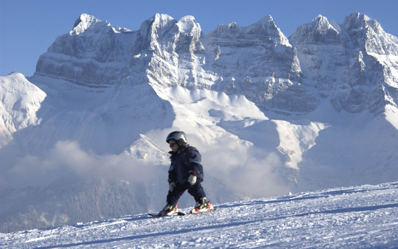 ski holidays in les crosets, skiing in les crosets