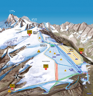 Les Deux Alpes Summer Skiing Mountain Biking My Chalet Finder