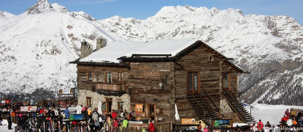 Livigno Mountain Ski Hut