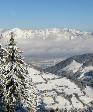 skiing in niederau, ski holidays