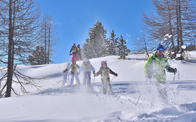ski holidays and skiing in Montgenevre