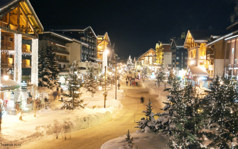 val d'isere ski holidays at christmas