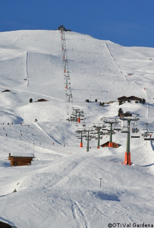 selva village, ski holidays in selva,