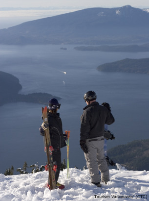 vancouver vacations, cypress mountain skiing
